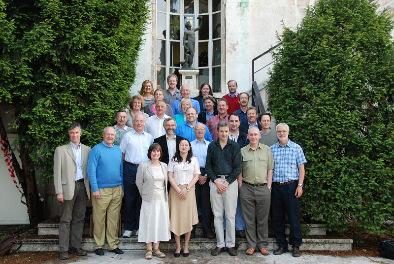 ASU Board in Rome 2007